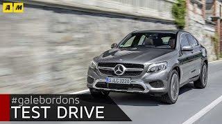 Mercedes GLC Coupé | Test drive in chiaroscuro