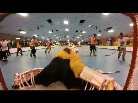 Rollerfly Roller Goalie Revolution 3