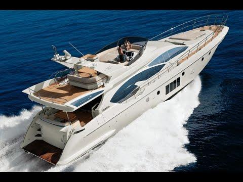 #Azimut 70#Super Yacht#LIVE RICH