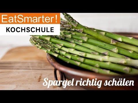 Spargel Zubereiten 10 Tipps Für Spargelköche Eat Smarter