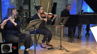 INMF 2021 CONCERT: Ensemble Works with Brightwork Ensemble