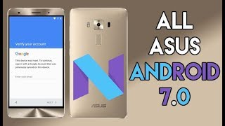 REMOVE GOOGLE ACCOUNT ALL ASUS ANDROID 7 0 BYPASS FRP (Asus Z012s) BETA