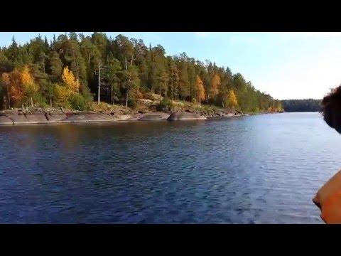 Lago Ladoga Valaam Karelia (Russia)