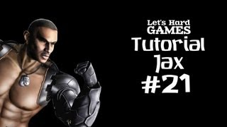 Mortal Kombat 9: Komplete Edition #21 Обучение Jax [Tutorial][Fatality][PC]