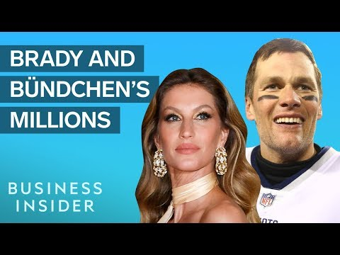 How Tom Brady And Gisele Bündchen Spend Their Millions