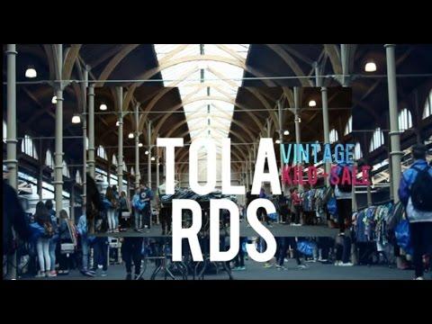Tola Vintage Kilo Sale - RDS 2015