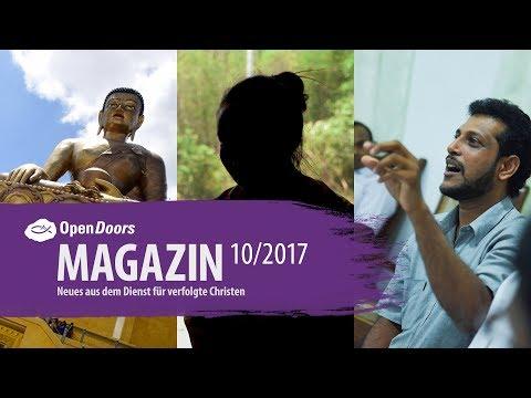 Feststehen im Sturm | Open Doors Magazin 10/2017