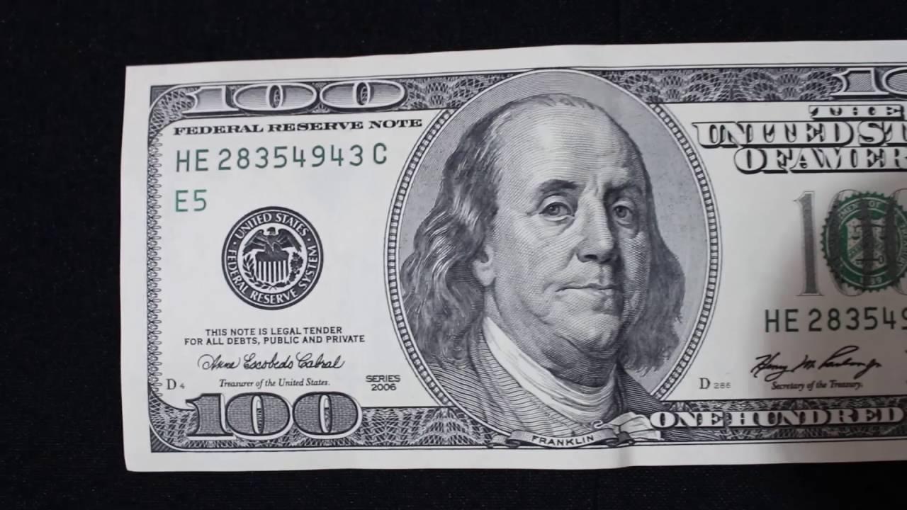 Alerta Dicas Das Notas De Dólares Não Aceitas Pelo Mundo
