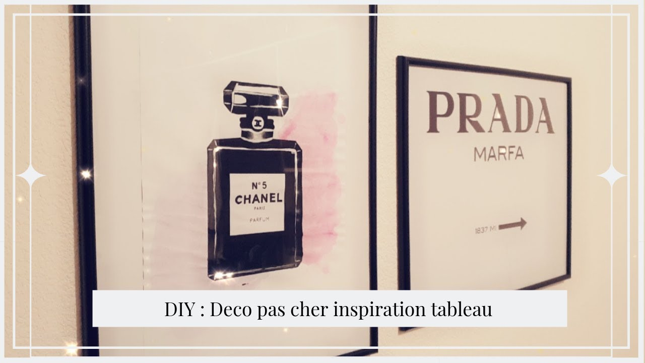 Tableau De DiyDeco Pas Marque Inspiration Cher PX8w0Onk