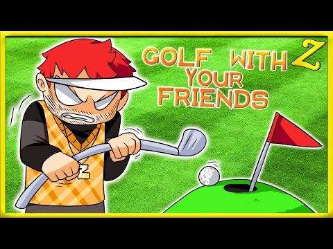 THIS GAME INFURIATES ME!!   Golf With Your Friends!  