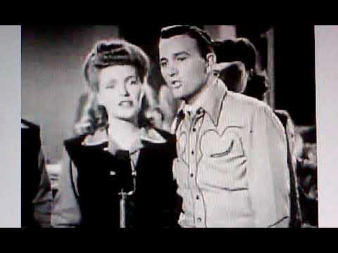 Jimmy Wakely and Mary Ford - One Has My Name The Other Has My Heart, 1948