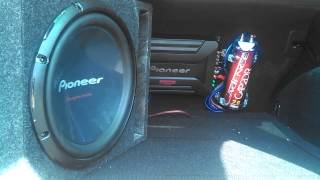 subaru legacy 2 0 turbo audio pioneer