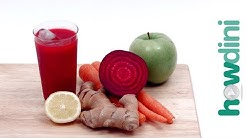 How to Make Detox Juice Recipe: Howdini Hacks