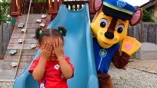 Peek a Boo Song   Leah Play's Time Nursery Rhymes & Kids Songs