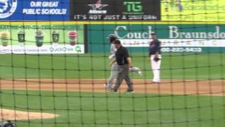 6/28/2015: Lucas Irvine vs. Casey Frawley, AB #2 (HR)