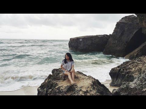 Beach Hopping in Yogyakarta | karinavlogs