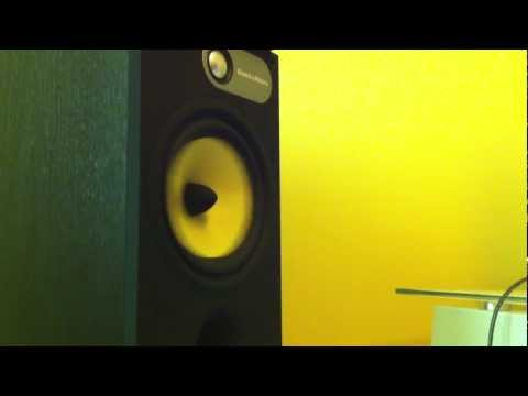 Ultimate subwoofer test (Bowers & Wilkins 685 @ Arcam rDAC)