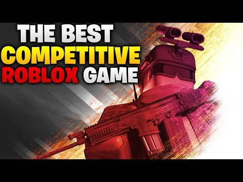 THE BEST COMPETITIVE FPS GAME in ROBLOX?!?!