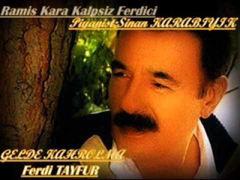 Ferdi TAYFUR - GELDE KAHROLMA (Altyapı & Karaoke)