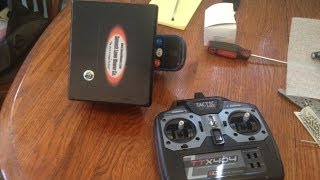 Custom Remote Controlled Joystick - Power Chair Accessory