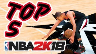 5 Most Annoying Animations In NBA 2K18