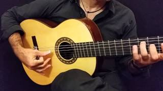 Prudencio Saez 24 Flamenca Negra