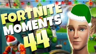 NEW BUGGED ANIMATIONS ARE HILARIOUS!   Fortnite Daily Funny and WTF Moments Ep. 44