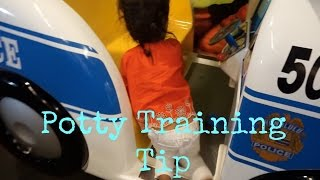 Potty Training Tip - March 22-23, 2017 - Ex2L