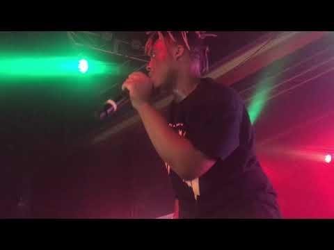 Juice Wrld - Sticks & Stones Live