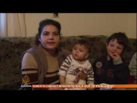 The Roma struggle - November 25, 2008