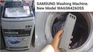Samsung Top Load Washing Machine 2020   Samsung inverter Washing Machine   WA65N4260SS