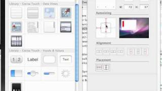 iPhone Development Tutorial - 18 - Size Inspector