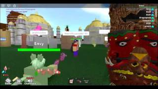 ROBLOX| Zee bawx. and what happenes when you make an envy wish.| by Dylan the emerald gamer