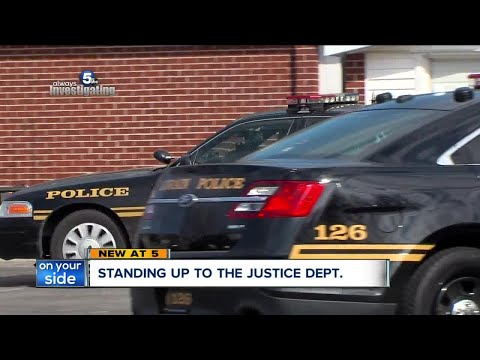 Ohio ACLU, Lorain Police Chief condemn Trump administration's immigration policies