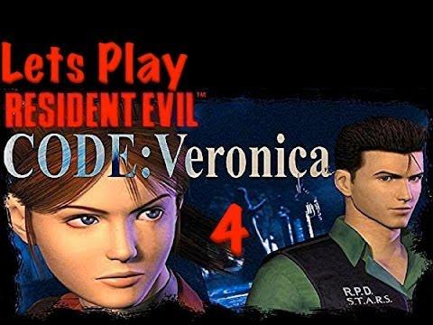 Tentacle Love-Resident Evil Code Veronica DC