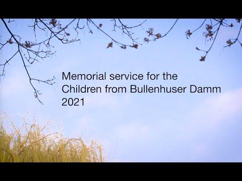 Memorial Service Bullenhuser Damm 2021 – Gedenkfeier Bullenhuser Damm 2021