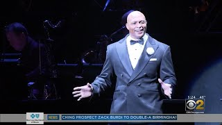 Eddie George's Next Play - On Stage In 'Chicago'
