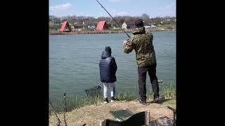 Рыбалка на карпа Апрель 2020 года