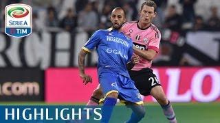 Video Gol Pertandingan Juventus vs Frosinone FC