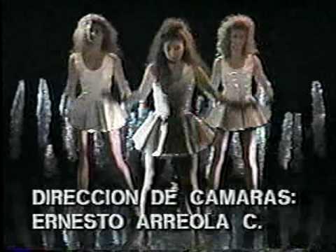 SIMPLEMENTE MARIA;  ENTRADAS DE TELENOVELA  (1990)