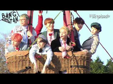 [ENG] 160503 [EPISODE] BTS '화양연화 Young Forever' Jacket Photo Shooting