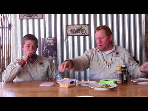 Boet and Wrangler - Exotic dishes with animals