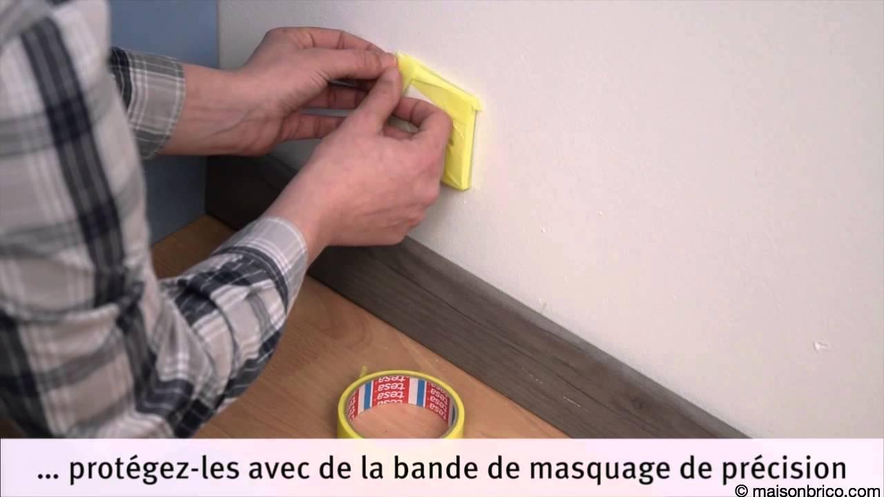 Peinture Utilisation Des Bandes De Masquage By Maisonbrico