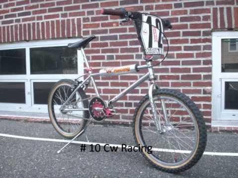Top 15 Oldschool BMX Bikes