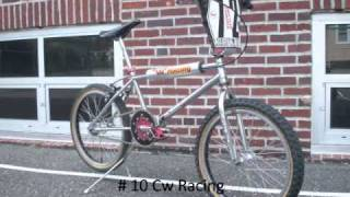 Top 15 Oldschool BMX Bikes