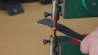 Repeat youtube video Homemade Spot Welder (MOT)