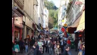 YVES MONTAND Sous Le Ciel De Paris (sous-titré)