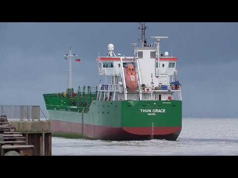 Thun Grace   OIL/CHEMICAL TANKER