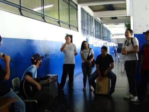 Álvaro, Luiz Paulo e Raynan