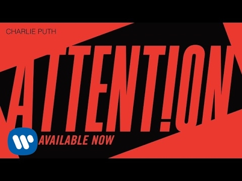 Thumbnail: Charlie Puth - Attention [Official Audio]